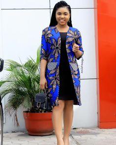 32 Ankara Kimono Styles 2019 : Stunning African Fashion Styles in Vogue Short African Dresses, Latest African Fashion Dresses, African Print Dresses, African Prints, Latest Ankara Dresses, Ankara Fashion, African Fabric, Short Dresses, Dirndl Rose