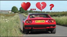 What is a Ferrari 308 actually like to drive? Car Videos, Ferrari, Youtube, Youtubers, Youtube Movies