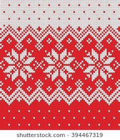 Sweater Design. Seamless Knitted Pattern Knitting Machine Patterns, Knitting Patterns, Christmas Lights, Christmas Time, Cup Art, Fair Isle Knitting, Sweater Design, Knitting Projects, Knit Crochet