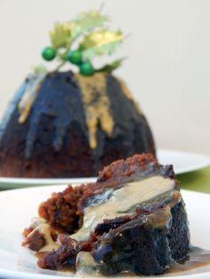 Paleo Christmas Pudding Recipe