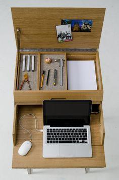 #organize #storage #desk