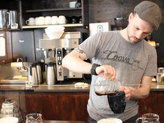 Barista @ Sweetleaf's New Brooklyn Café