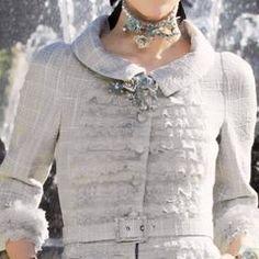 Elegant Chanel Coat
