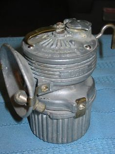 Miners' Carbide Lamp