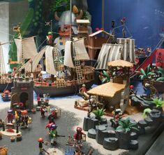 exposition, Il était une fois playmobil, Playmobil, Musée des arts décoratifs, galerie des jouets, Geobra Bransttter, Hans Beck, jouet, enfant, cirque, pirates, chevaliers, palais des merveilles