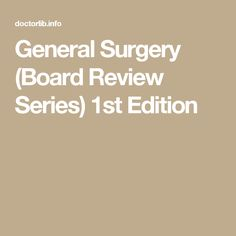 Skin Cancer and Soft Tissue Sarcomas - General Surgery (Board Review ...