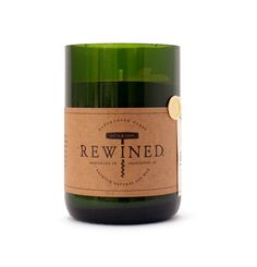 Bougie parfumée - Champagne - Rewined Candles