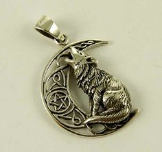 Sterling silver crafted pendant from Lisa by LisaParkerdesigns, £22.00