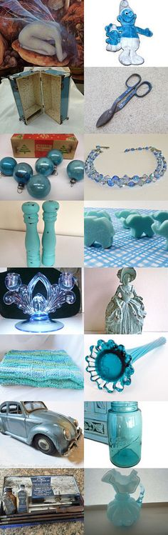 Demise of the Blue Fairy by Sandra on Etsy--Pinned with TreasuryPin.com