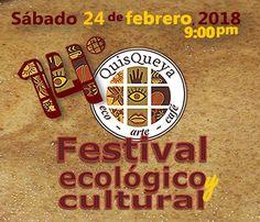 Vayan reservando la noche del sábado 24 de febrero, 2018 porque ya están convidados al 14o Festival ecológico y cultural QuisQueya.  #14FestivalQuisQueya #Yaestánconvidados