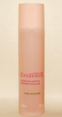 Yves Rocher Comme Une Evidence Perfumed Shower Gel 200 ml / 6.7 fl.oz. France  #YvesRocher