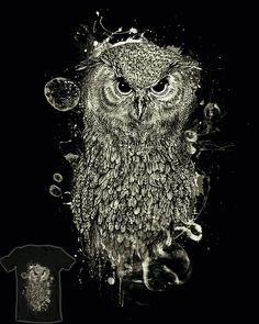 Its Up for scoring...  need your support...Thanks :)  http://www.threadless.com/submission/449232/Owl?streetteam=hero+mujahid