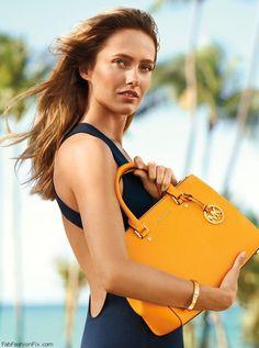 Michael Kors Summer 2014 Catalog #michaelkorsbags #handbags