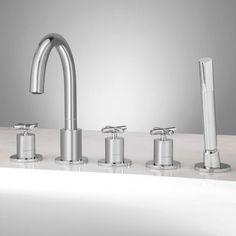 185 best bathroom faucets shower heads images shower faucet rh pinterest com