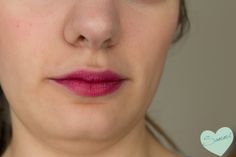 Lip Swatch of OBSESSIVE COMPULSIVE COSMETICS Lip Tar in Strumpet from my Birchbox: The Lip Sync Kit Review