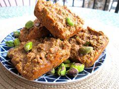 Nutty Quinoa Fuel Bars | Sprint 2 the Table