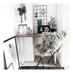 CREATIVE CORNER | #unknown | #oneteaspoon #homeoffice