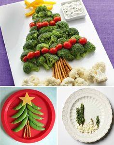 idées-décoration-table-nouriture-Noël-enfants