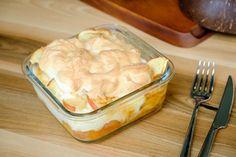 Žemľovka s karamelizovanými jablkami - recept | Varecha.sk
