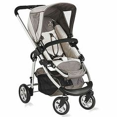 Recalled.   Latest Gear Recalls: iCandy World Cherry Model Strollers (via Parents.com)
