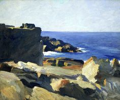Edward Hopper, Square Rock, 1914