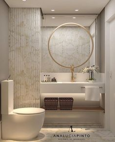 towel rack on the counter Modern Bathrooms Interior, Bathroom Design Luxury, Modern Bathroom Decor, Bathroom Wall Decor, Bathroom Layout, Bathroom Ideas, Bathroom Organization, Shiplap Bathroom, Bathroom Wallpaper