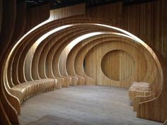Gallery of Rest hole in the University of Seoul / UTAA - 8
