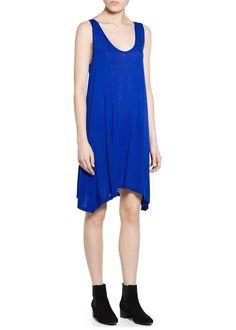 Lightweight strap dress