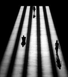 Tate Modern - great black and white photo