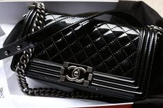 Chanel Boy Bag & Stuff