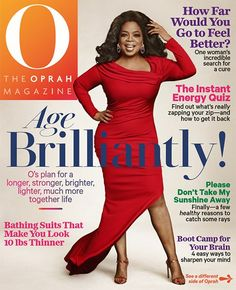 Oprah by Ruven Afanador for O Magazine June 2014