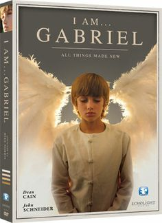 I Am Gabriel - DVD | A broken promise made true by the faith of a simple messenger | $15.92 at ChristianCinema.com