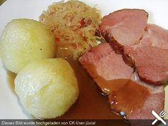 Omas Kasselerbraten, ein schönes Rezept aus der Kategorie Schwein. Bewertungen: 37. Durchschnitt: Ø 4,3.
