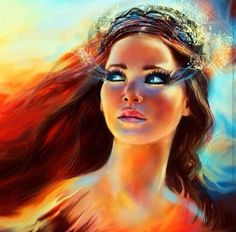 Katniss!! Rebellion of the Capitol. <3
