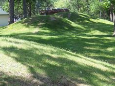 Native American Mounds in Barron County
