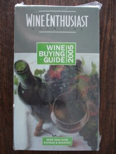 Wine Enthusiast  Wine Buying Guide 2005 ** Click image for more details.