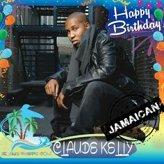 Happy Birthday Claude Kelly!!! Singer, Songwriter & Music Producer born of Jamaican descent!!! Today we celebrate you!!! @ClaudeKelly #ClaudeKelly #islandpeeps #islandpeepsbirthdays #WeirdoWorkshop #SongWriter #Jamaican