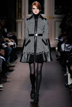 Andrew Gn - Fall 2013 Ready-to-Wear