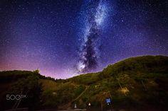 Milky Way! - Summer Milky way in Italy!   © Salvatore Lio 2016