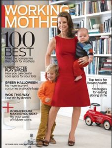 FREE One Year Subscription to Working Mother Magazine