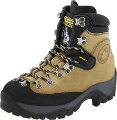 La Sportiva Glacier Boot - Men's Also an Approved Wildland Firefighter Boot Firefighter Boots, Wildland Firefighter, Wildland Fire Gear, Men's Shoes, Shoe Boots, Shoes Sneakers, Trekking Gear, Mountain Gear, Tactical Clothing