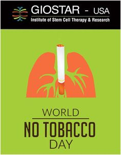 Sunday, 31 May  World No Tobacco Day is observed around the world every year on 31 May. This yearly celebration informs the public on the dangers of using tobacco.