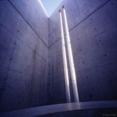 Tadao Ando Church of the Light 3 by tearoom, via Flickr