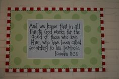 scripture on canvas...how do they write it so neatly?  Pen?  marker?