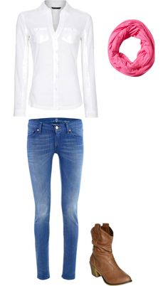 """Random Outfit"" by maddie-kibbee on Polyvore"
