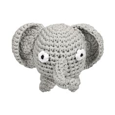 This Elephant Tarn Toy is handmade with lots of fun love by the ladies in Humansdorp. It is crocheted with Cotton Tarn Yarn and filled with Eco Fibre Curl – a soft recycled plastic fibre. Doll Toys, Dolls, Cotton Beanie, Funny Bunnies, Sensory Toys, Play Rooms, Kids Rooms, African Animals, T Shirt Yarn