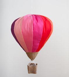 Hot Air Balloon - Spectrum