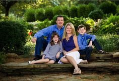 Outdoors Family Portrait Lindsey Grande McFarland These Are Nice Colors
