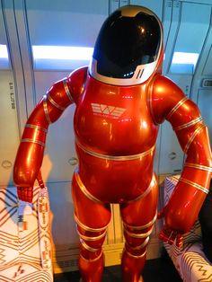space suit 1900s - photo #22