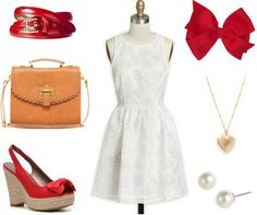 Fashion Inspiration: Gone With The Wind